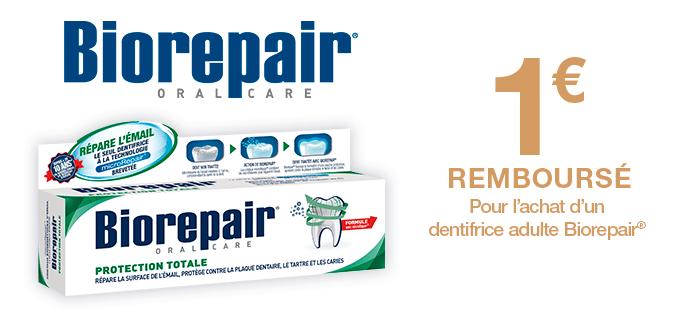 Dentifrice Biorepair®