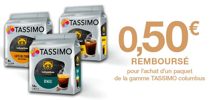Tassimo Colombus