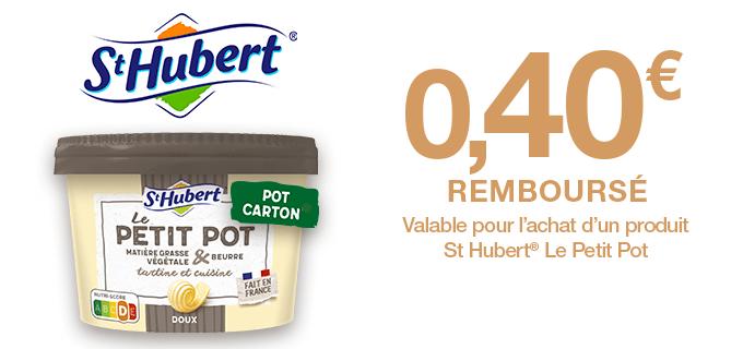 St Hubert Le Petit Pot