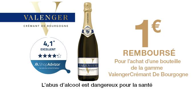 Valenger Crémant de Bourgogne
