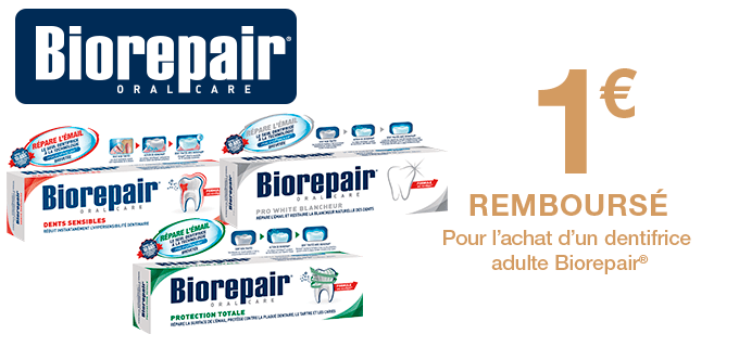 Dentifrice Biorepair