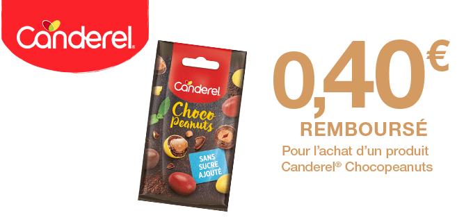 Canderel Chocopeanuts