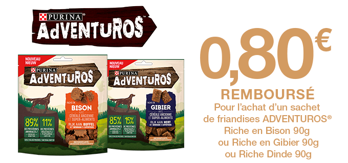 PURINA® ADVENTUROS™