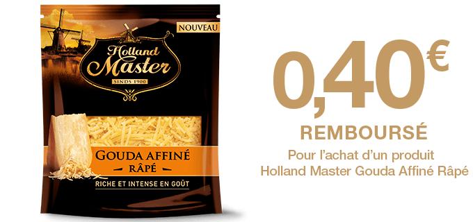 Râpé Holland Master