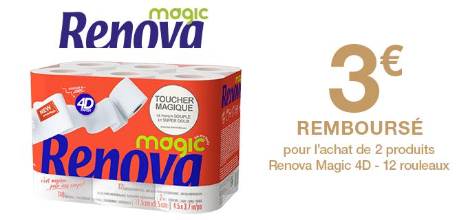 PH RENOVA MAGIC 4D