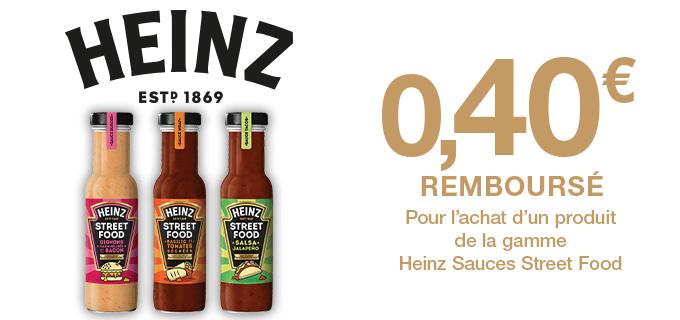 Sauces Heinz