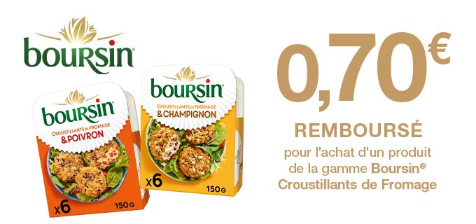 Boursin®Croustillant