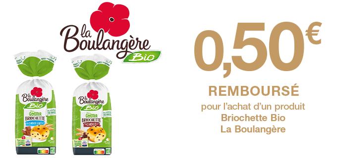 Goûter La Boulangère