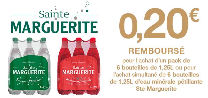 Eau Ste Marguerite