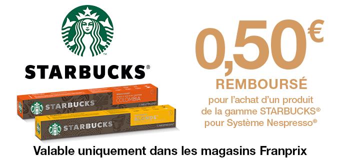 Cafés STARBUCKS®
