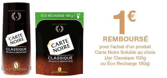 Café Carte Noire Soluble
