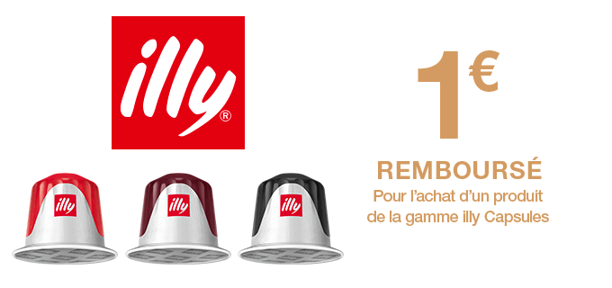 Illy® Capsules