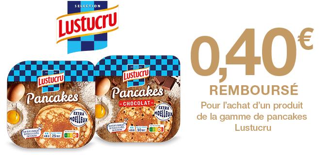 Pancakes Lustucru