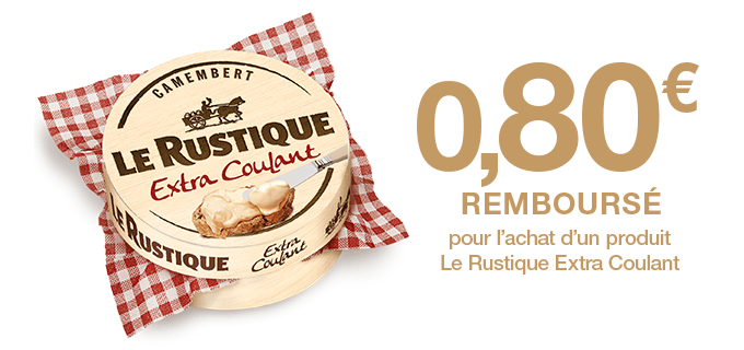 Extra Coulant camembert