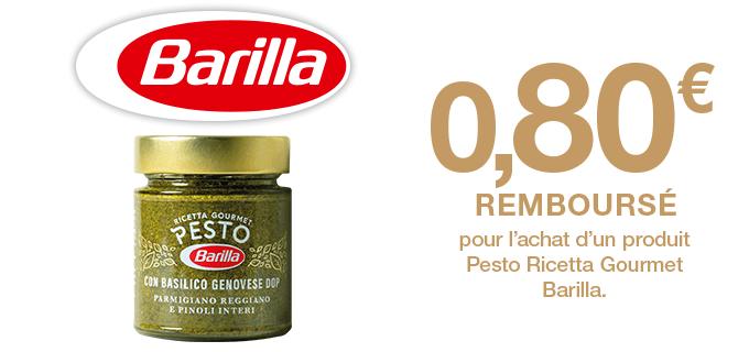 PESTO RICETTA GOURMET