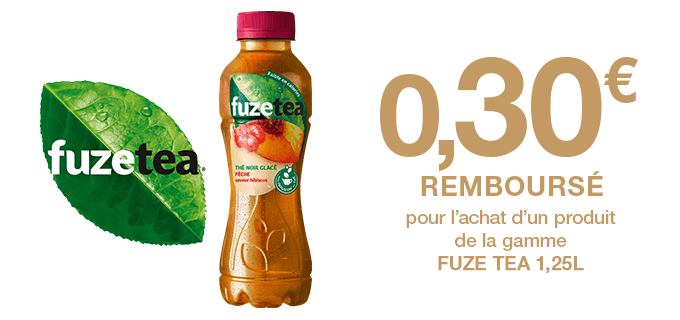 FUZE TEA 1.25L