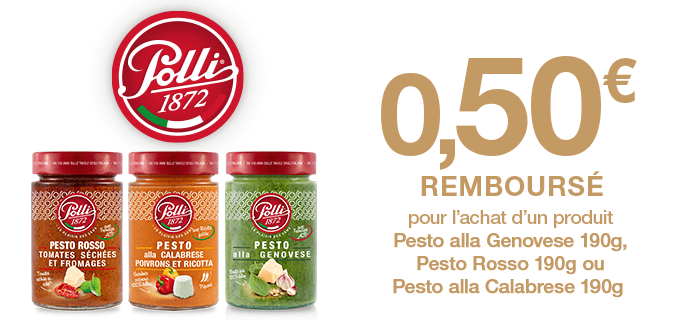 Les Pesto Polli