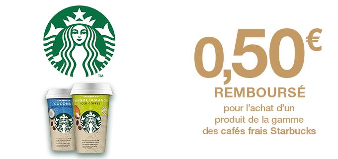 Starbucks Cafés Frais