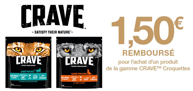 Croquettes Crave™