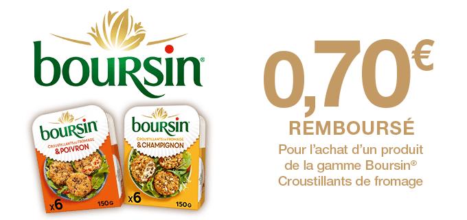 Boursin® Croustillants
