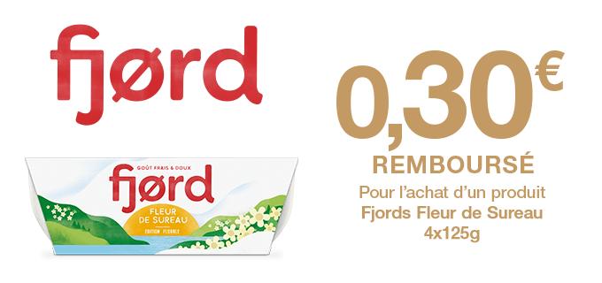 Fjord Fleur de Sureau