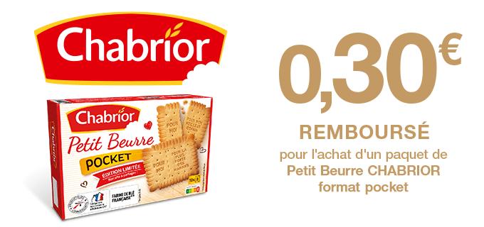 PETIT BEURRE CHABRIOR