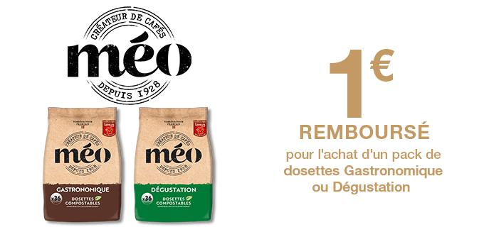 Café Dosettes Méo