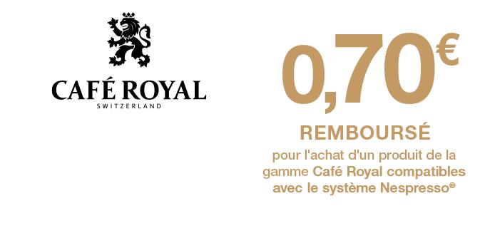 Café Royal capsules